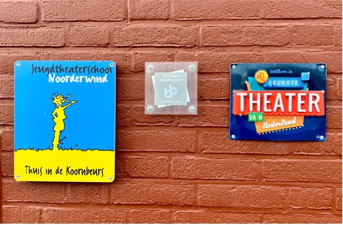 Lees meer over het artikel SAM-fractie op bezoek bij theater De Koornbeurs